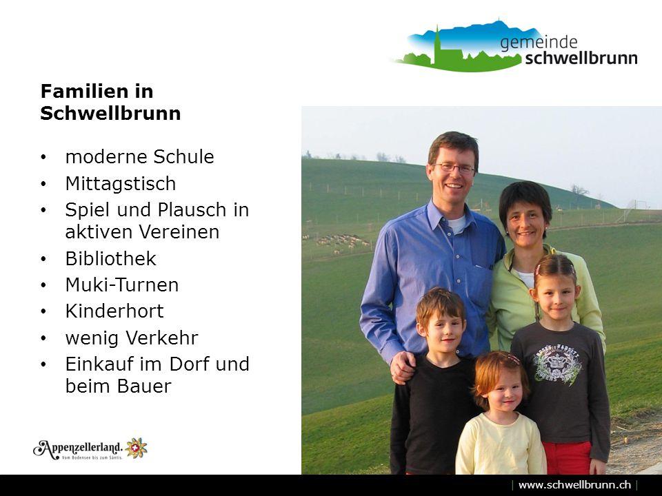 Familien in Schwellbrunn