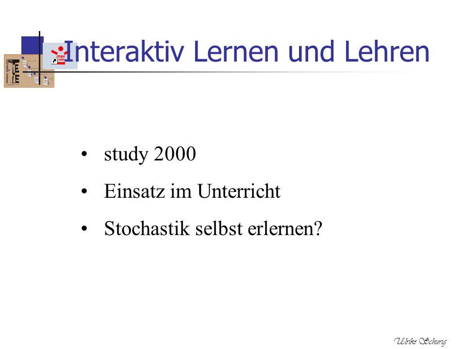 Interaktiv Lernen und Lehren