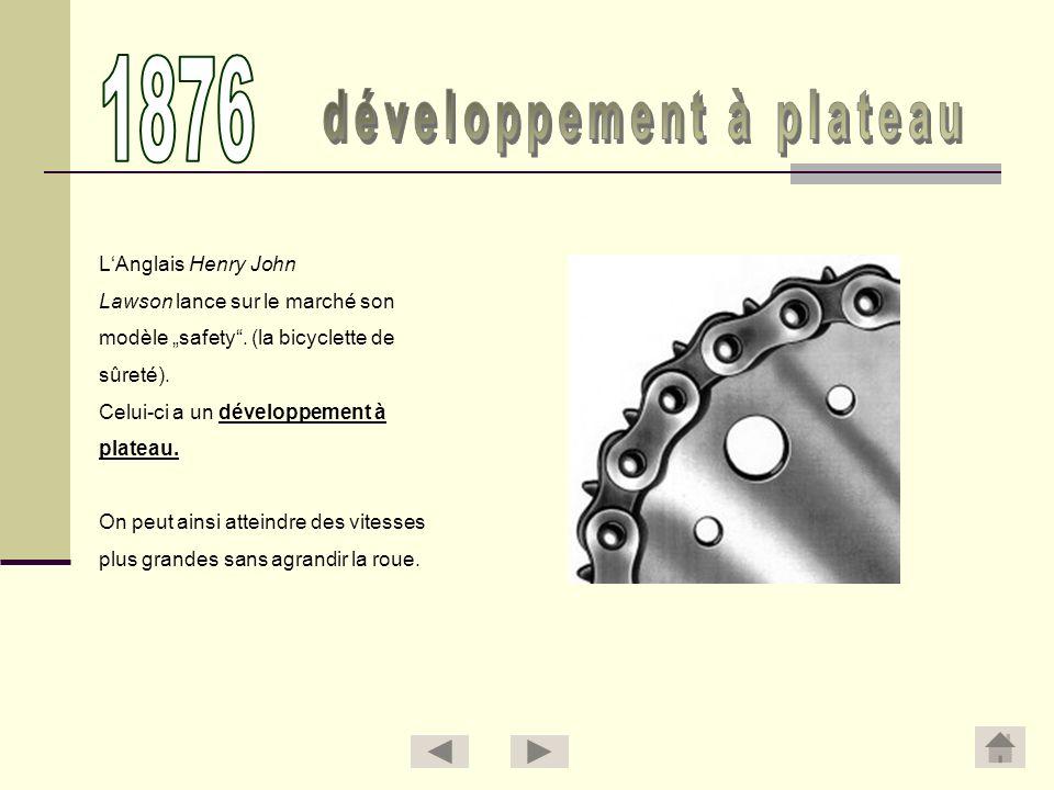 développement à plateau