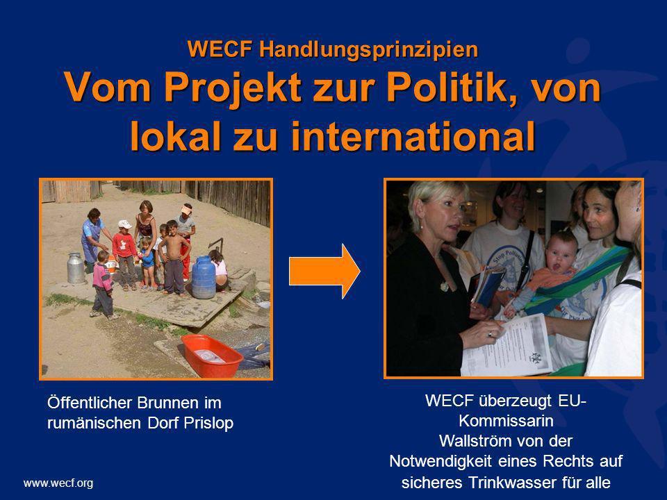 WECF überzeugt EU-Kommissarin
