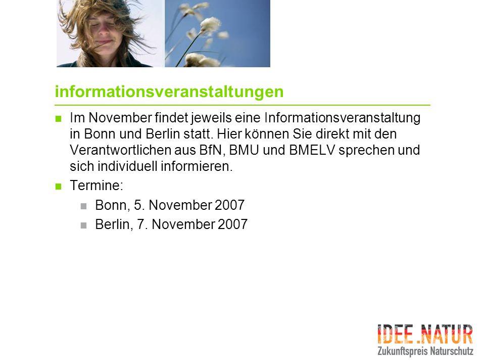 informationsveranstaltungen