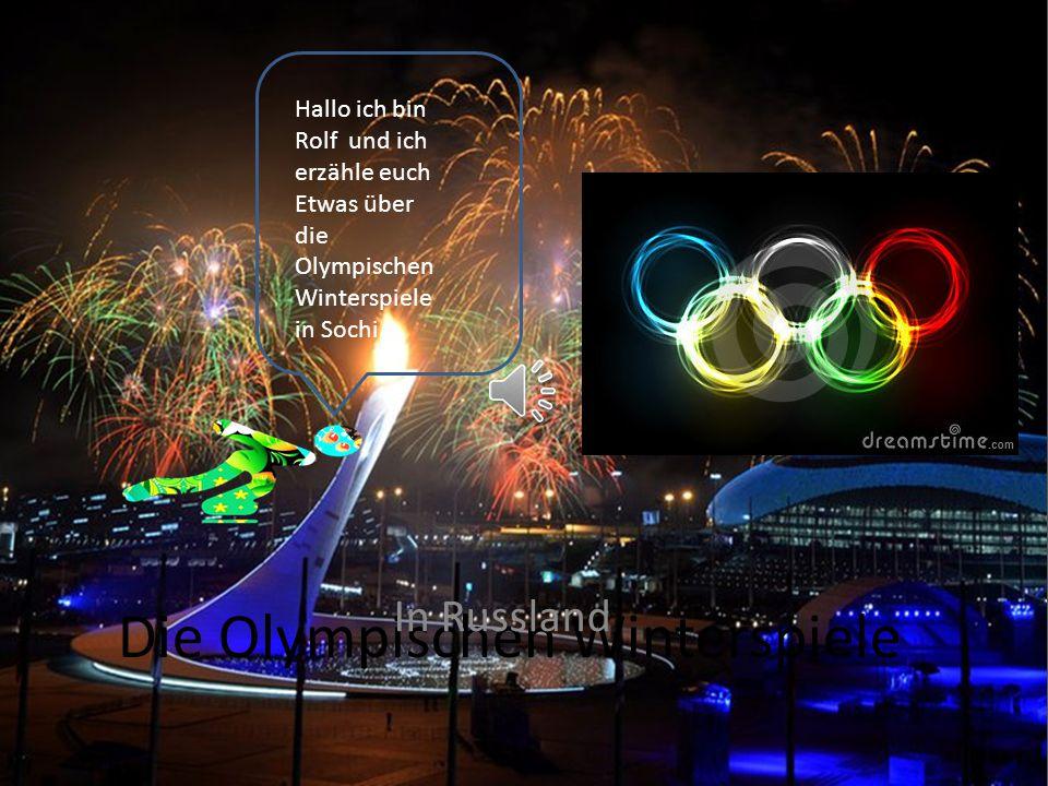 Die Olympischen Winterspiele