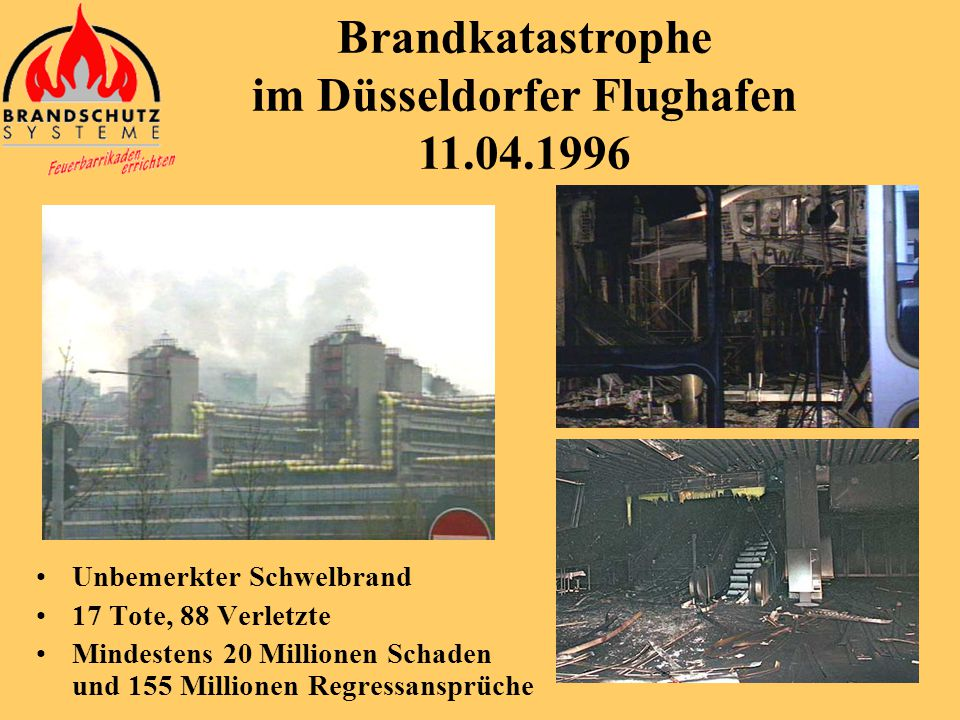 im Düsseldorfer Flughafen 11.04.1996