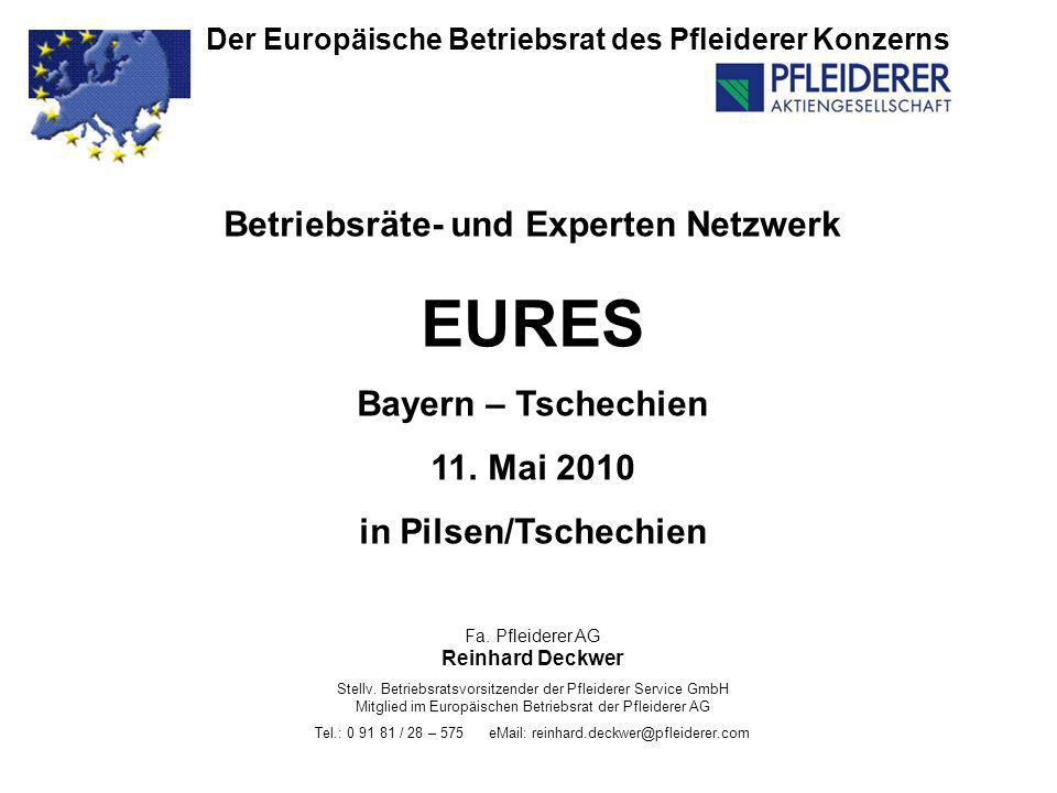 Betriebsräte- und Experten Netzwerk
