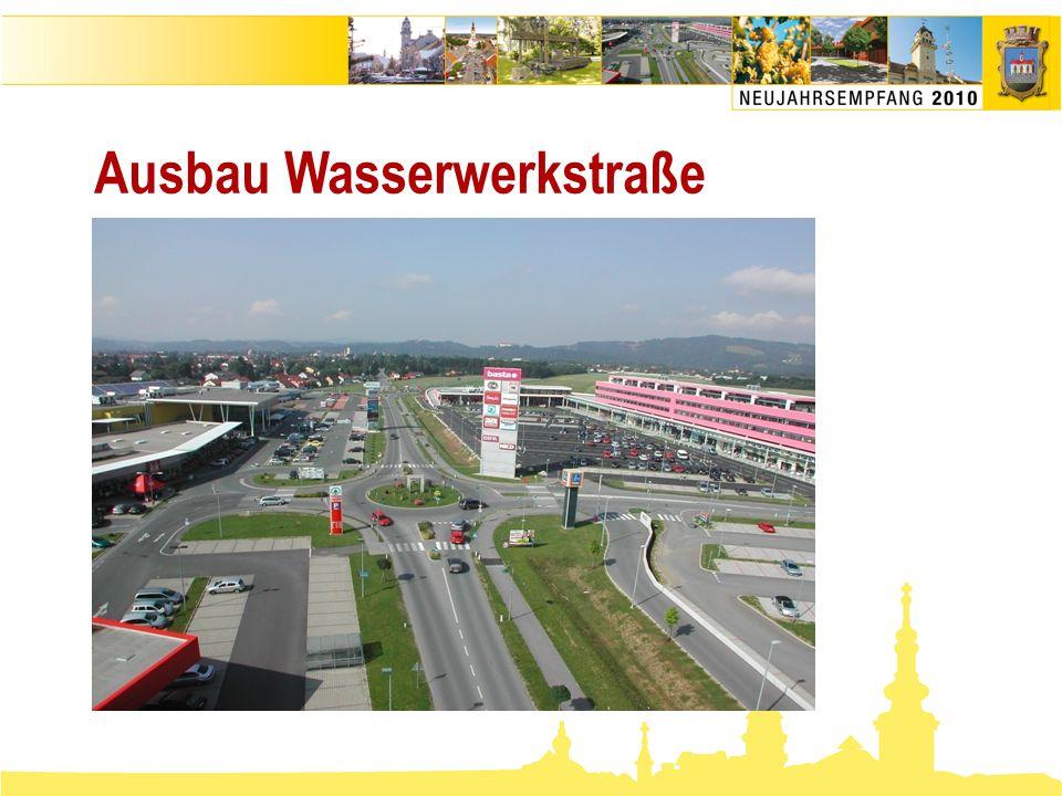 Ausbau Wasserwerkstraße