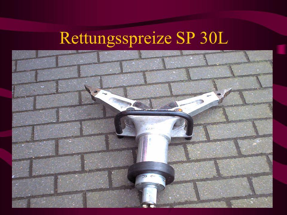 Rettungsspreize SP 30L