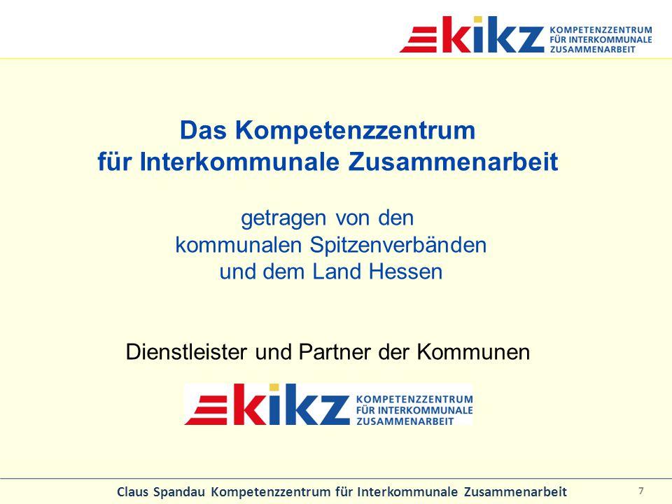 für Interkommunale Zusammenarbeit