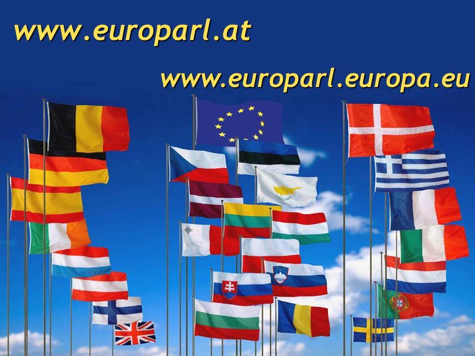 www.europarl.at www.europarl.europa.eu
