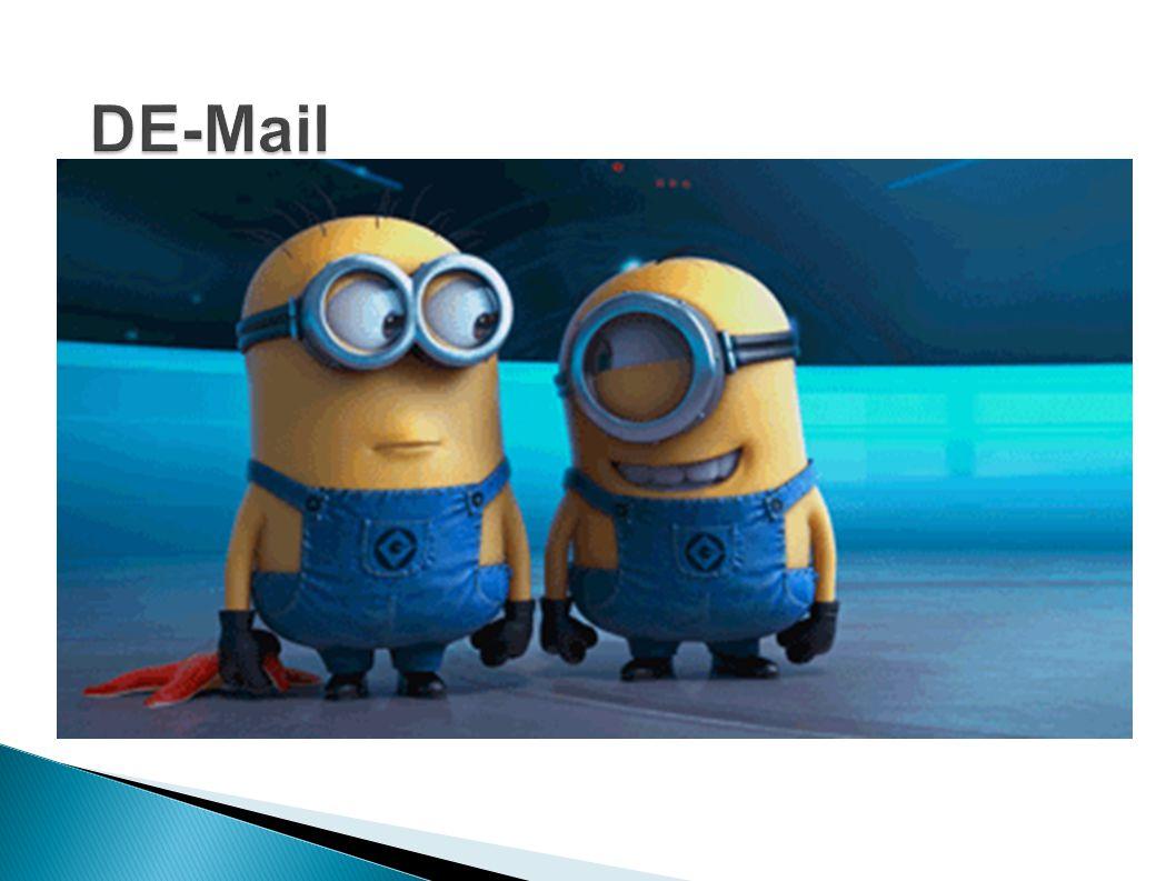 E-Mail Made in Germany DE-Mail Keine Ende-zu-Ende-Verschlüsselung