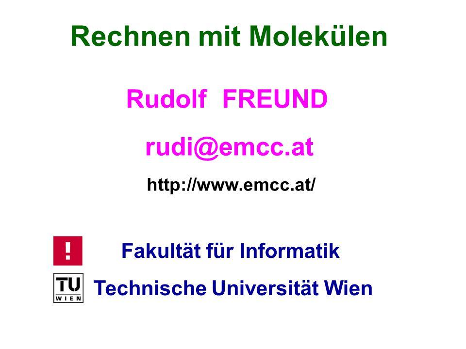 Fakultät für Informatik Technische Universität Wien