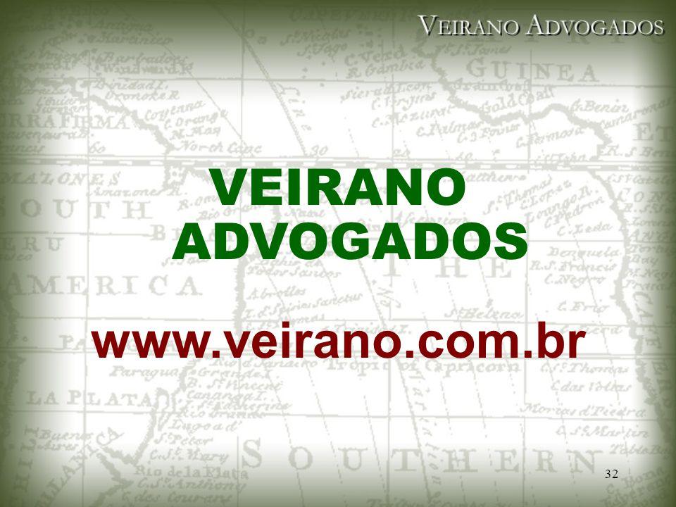 VEIRANO ADVOGADOS www.veirano.com.br