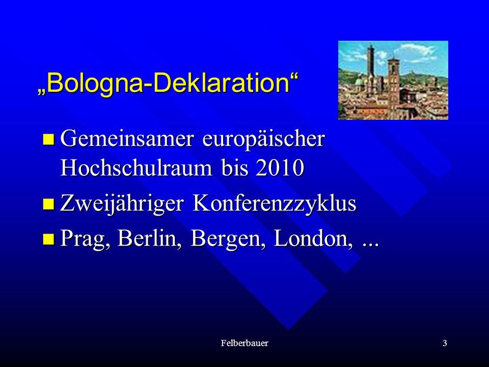 """Bologna-Deklaration"
