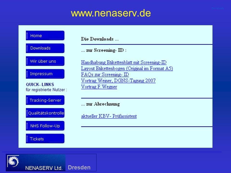 Downloads www.nenaserv.de Dresden