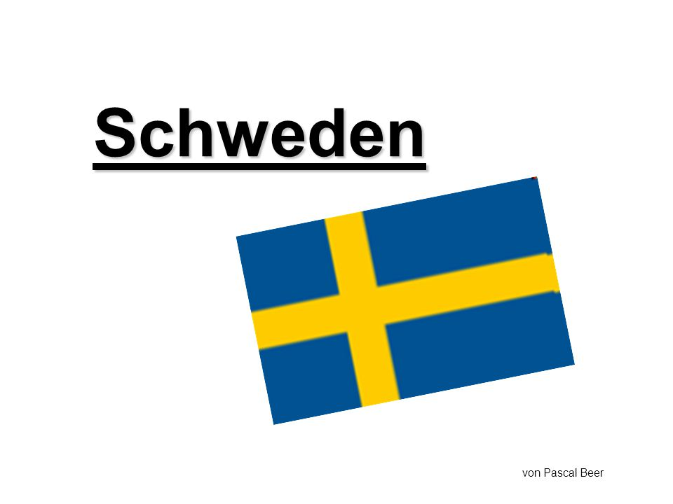 Schweden von Pascal Beer