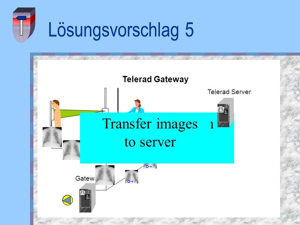 Lösungsvorschlag 5 Select patient from Worlkist