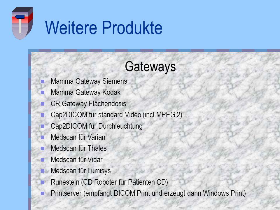 Weitere Produkte Gateways Mamma Gateway Siemens Mamma Gateway Kodak