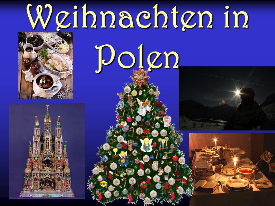 Weihnachten in Polen. - ppt video online herunterladen