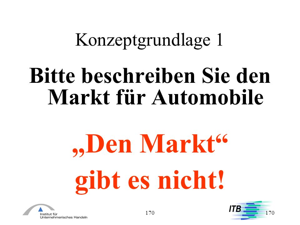 Bitte beschreiben Sie den Markt für Automobile