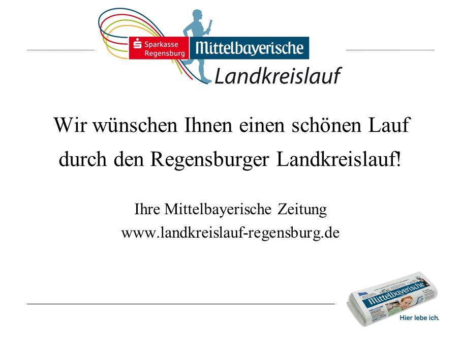 Ihre Mittelbayerische Zeitung www.landkreislauf-regensburg.de