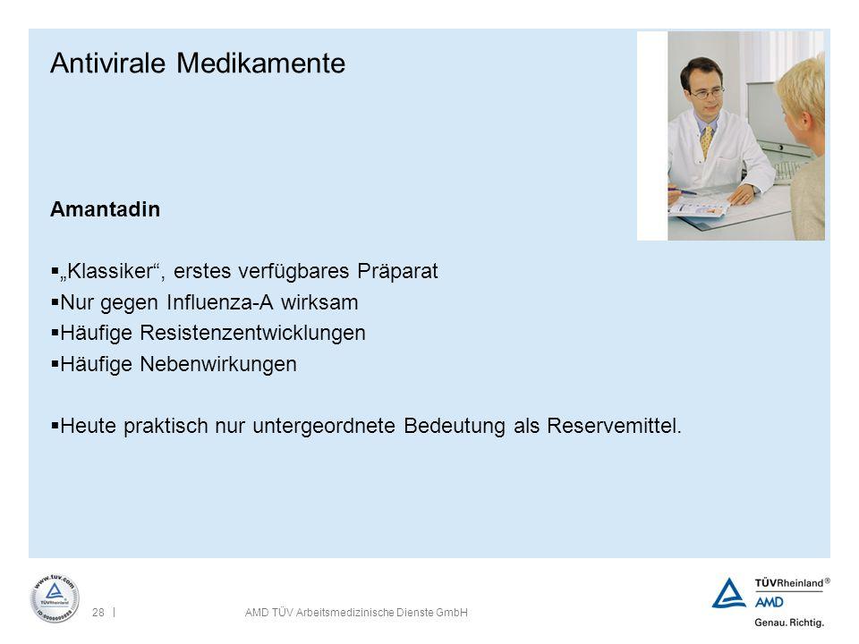 Antivirale Medikamente