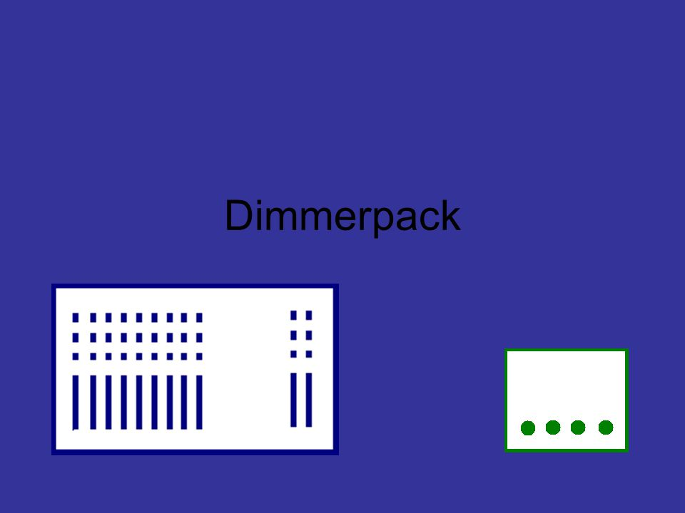 Dimmerpack