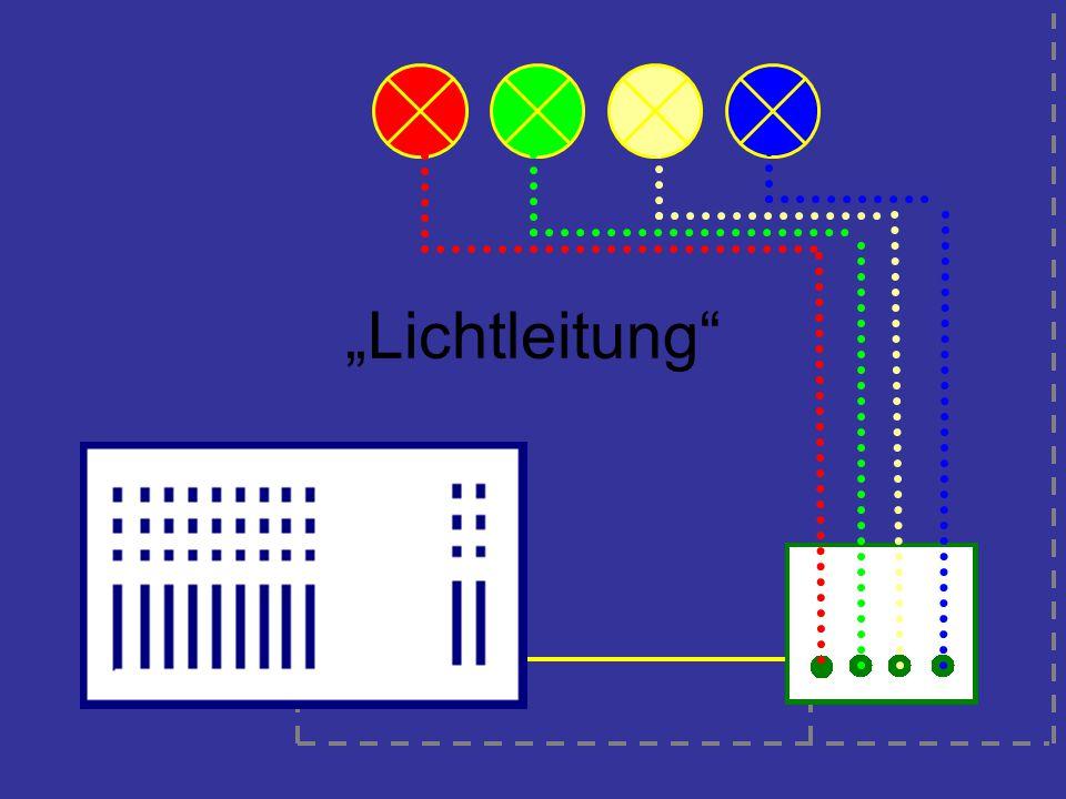 """""""Lichtleitung"""