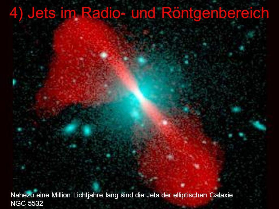 4) Jets im Radio- und Röntgenbereich
