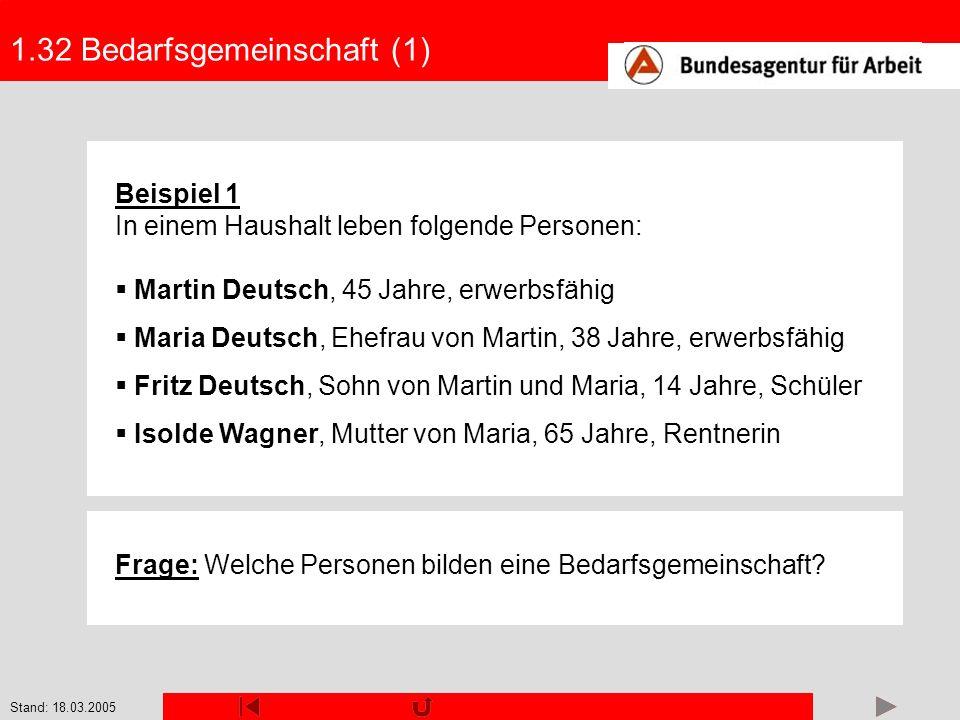 1.32 Bedarfsgemeinschaft (1)