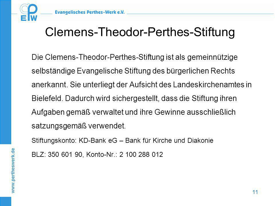 Clemens-Theodor-Perthes-Stiftung