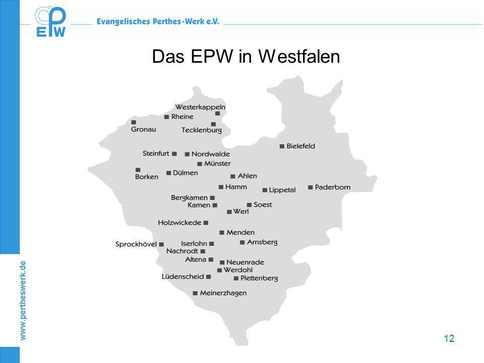 Das EPW in Westfalen