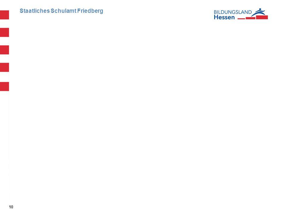 Staatliches Schulamt Friedberg