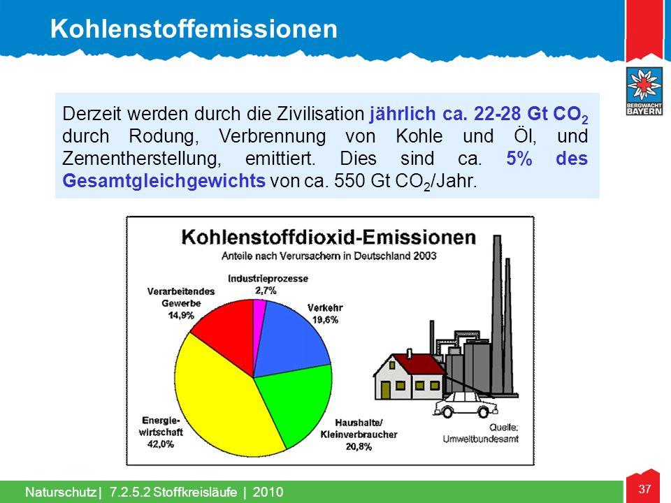 Kohlenstoffemissionen
