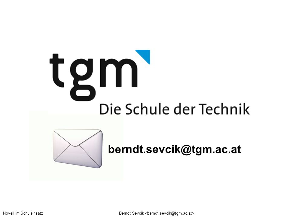 berndt.sevcik@tgm.ac.at