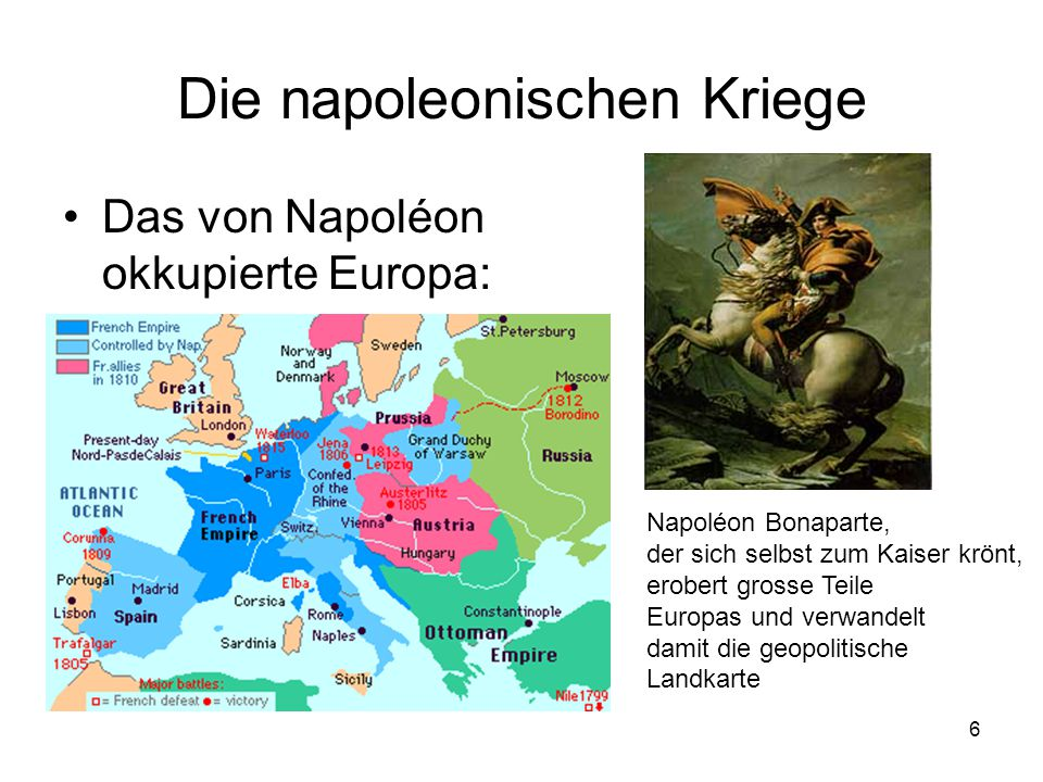Die napoleonischen Kriege
