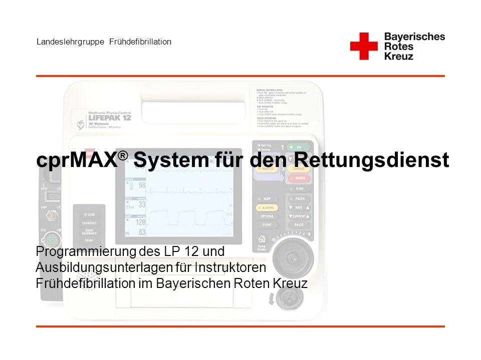 cprMAX® System für den Rettungsdienst