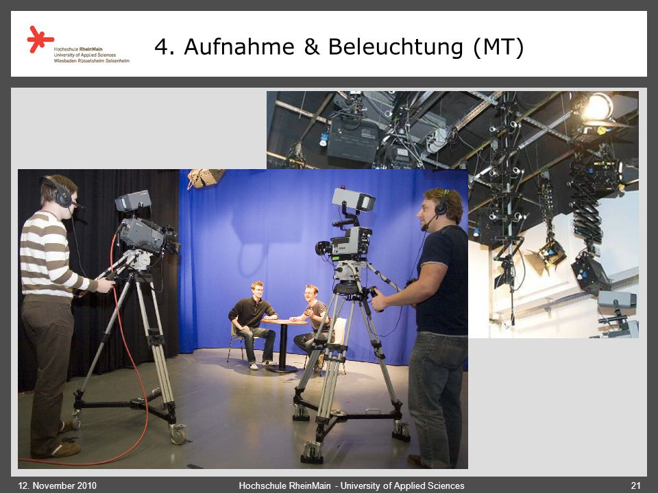 Hochschule RheinMain - University of Applied Sciences