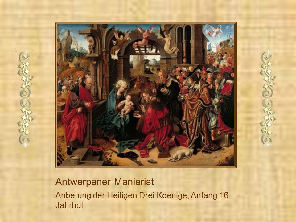 Antwerpener Manierist