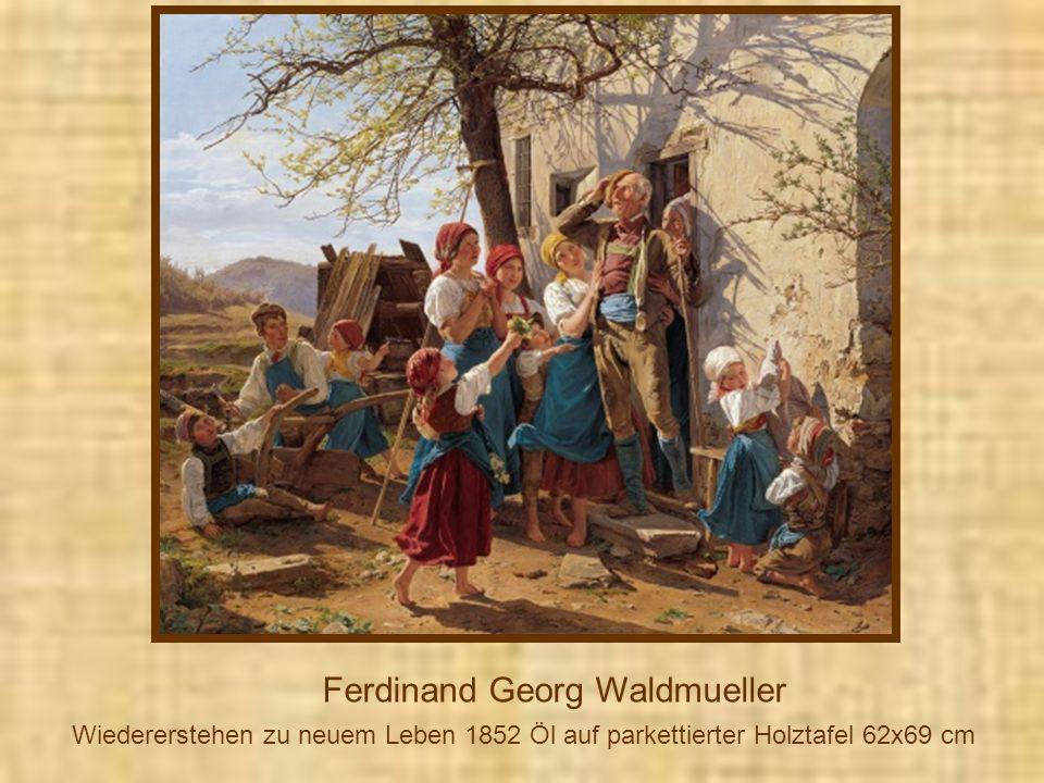 Ferdinand Georg Waldmueller