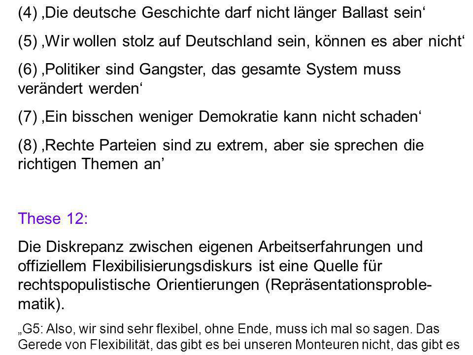 (4) 'Die deutsche Geschichte darf nicht länger Ballast sein'