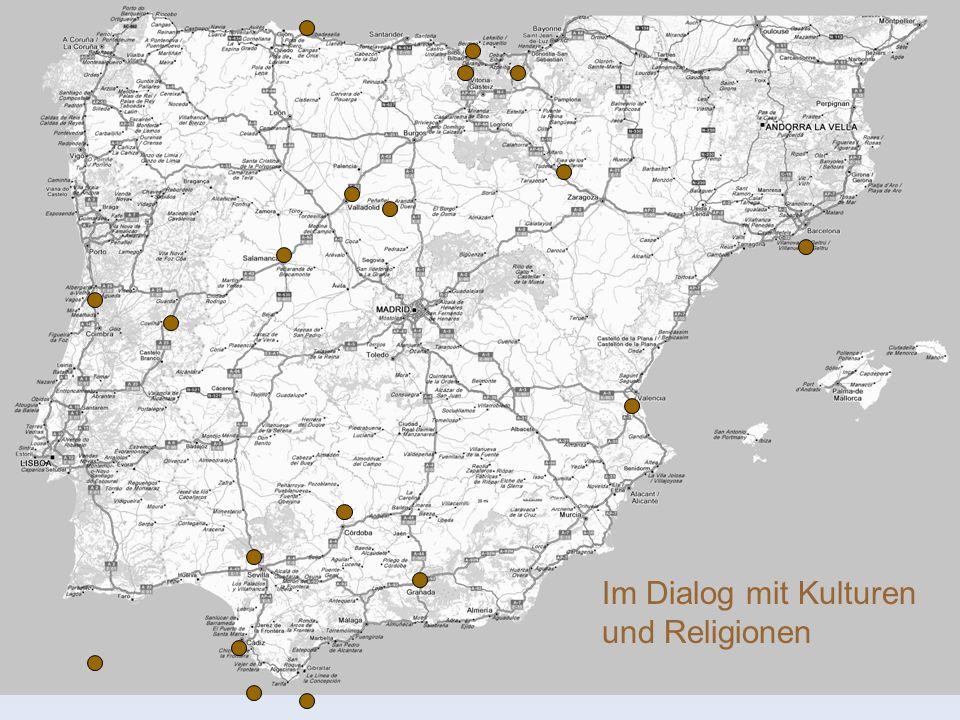Im Dialog mit Kulturen und Religionen