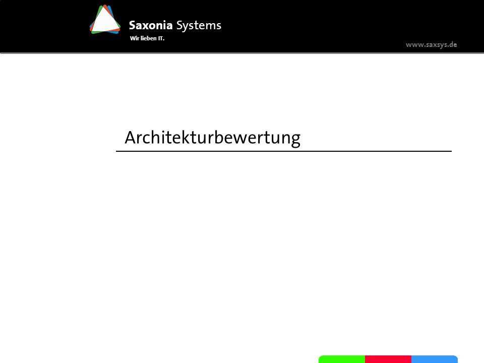 Architekturbewertung