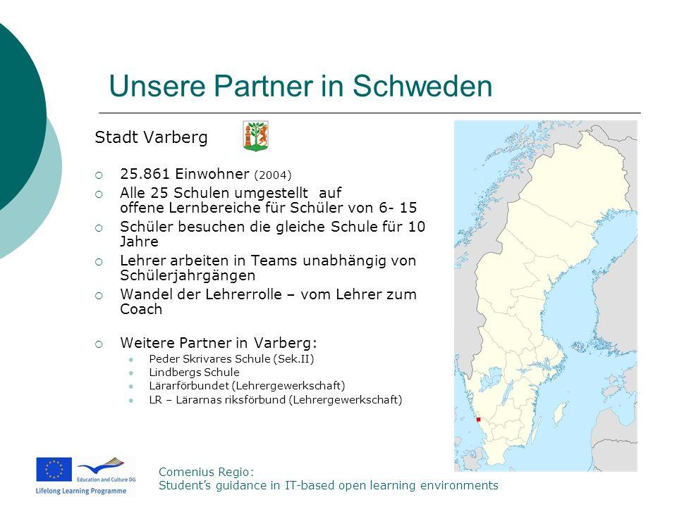 Unsere Partner in Schweden