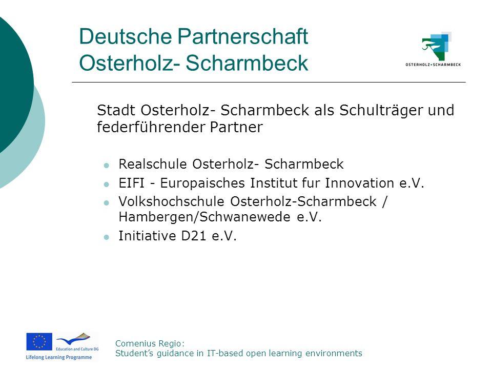 Deutsche Partnerschaft Osterholz- Scharmbeck
