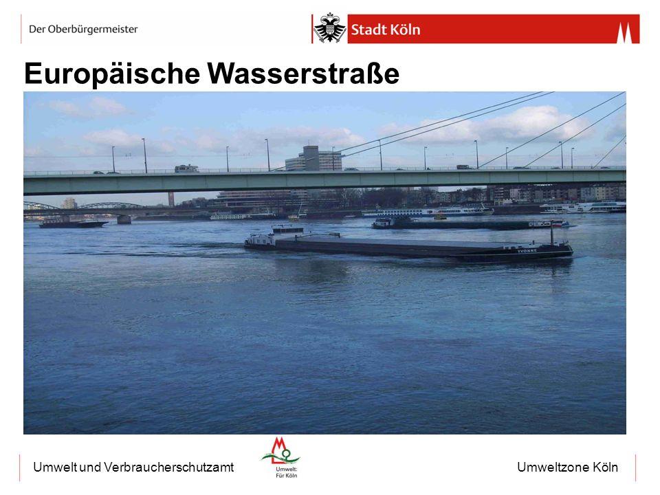 Europäische Wasserstraße