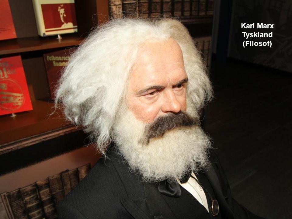 Karl Marx Tyskland (Filosof)