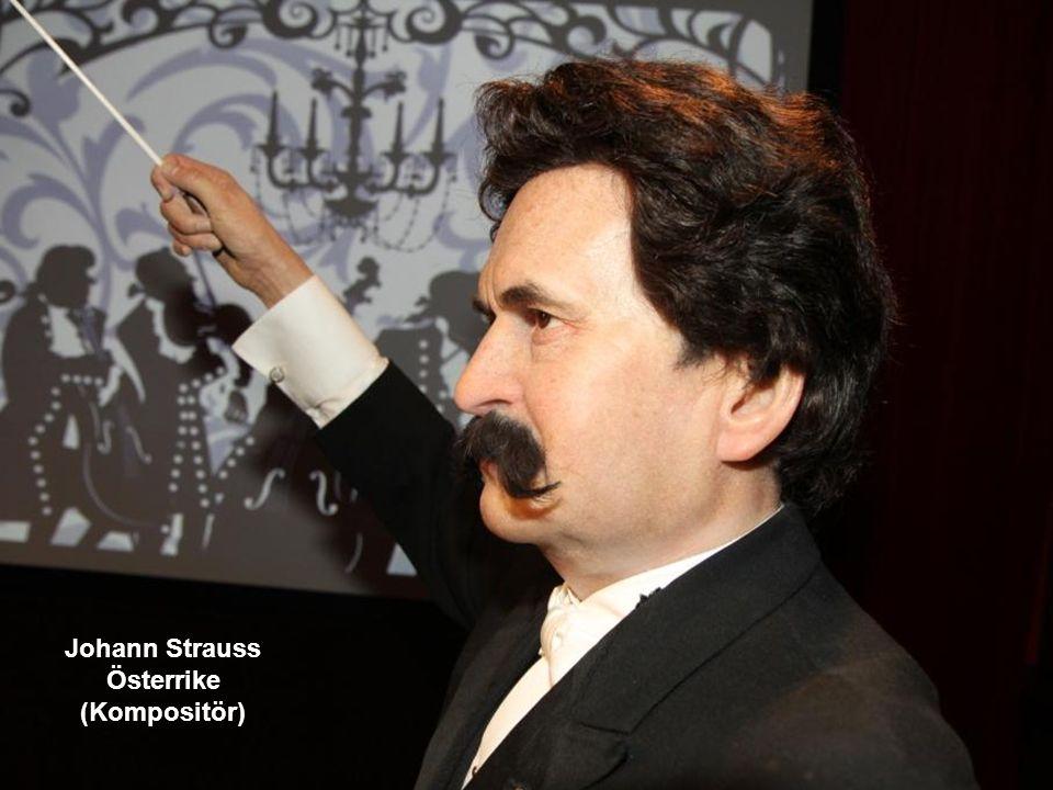 Johann Strauss Österrike (Kompositör)