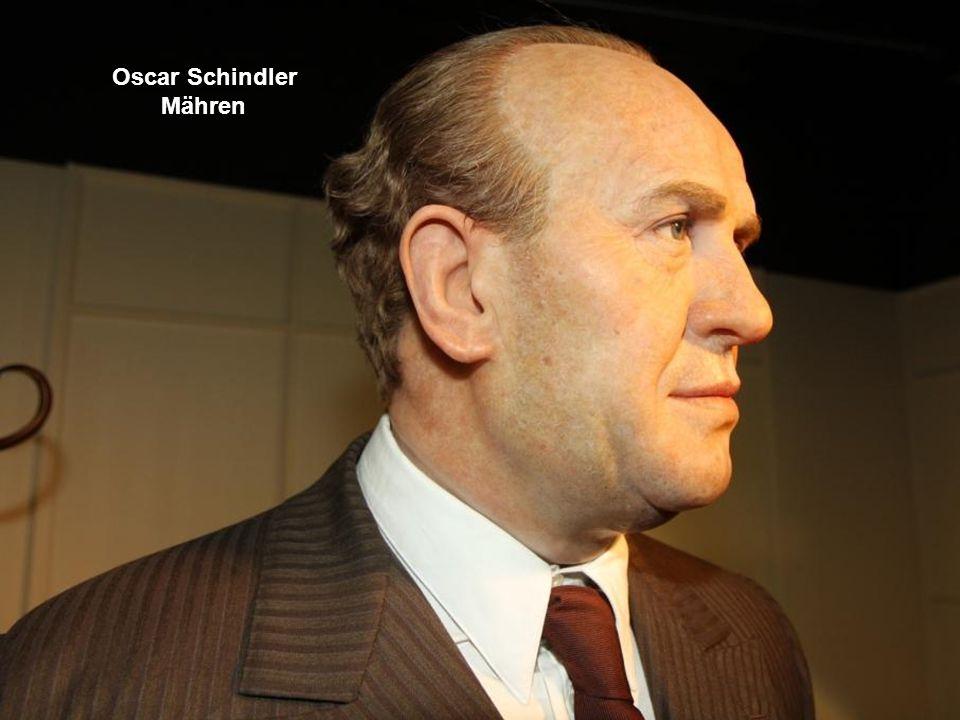 Oscar Schindler Mähren