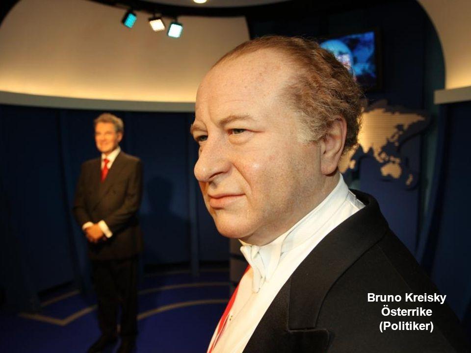 Bruno Kreisky Österrike (Politiker)