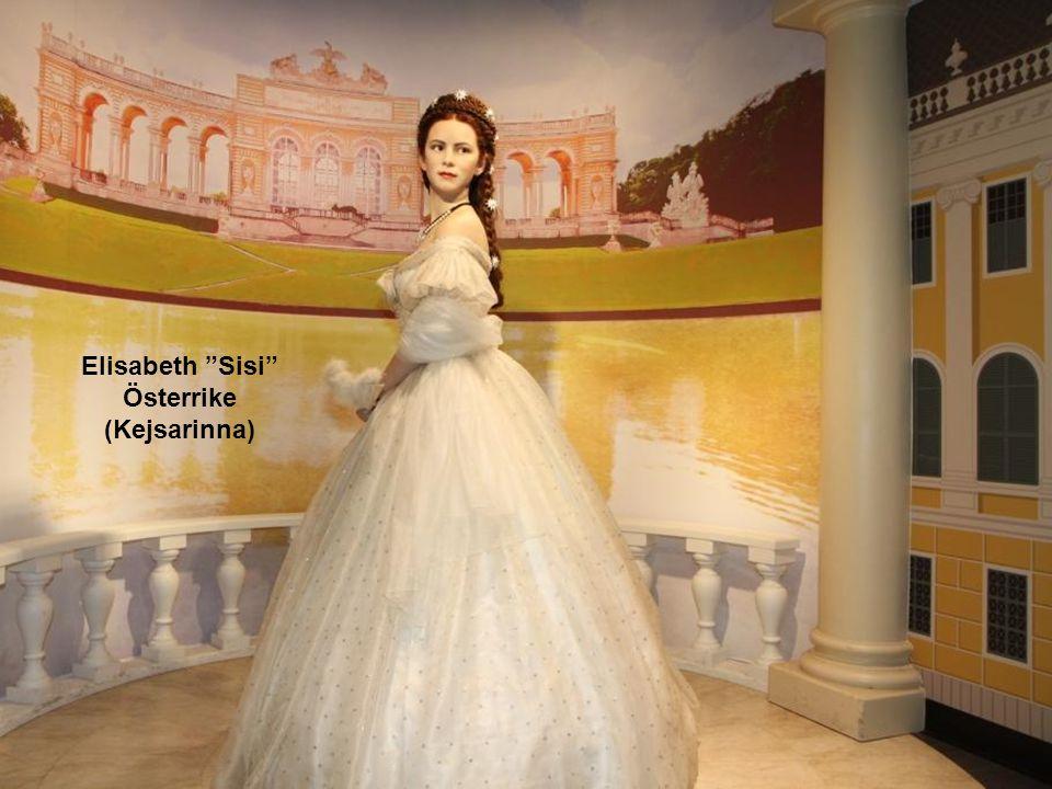 Elisabeth Sisi Österrike (Kejsarinna)