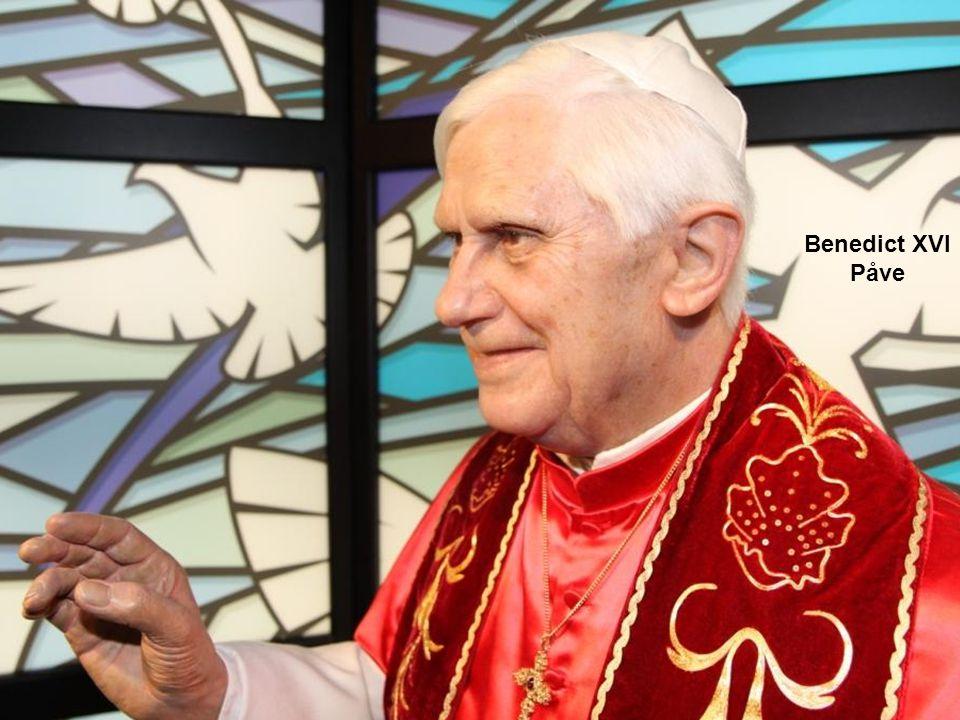 Benedict XVI Påve